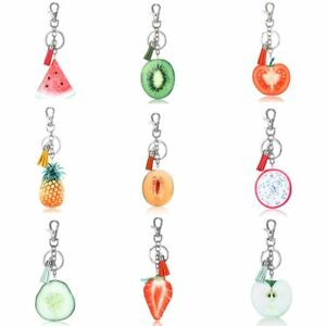 Cute-Fruit-Keychain-Watermelon-Pineapple-Kiwifruit-Anime-Chain-Holder-Jewelry