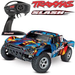 Traxxas-Slash-XL-5-2WD-RTR-w-TQ-2-4GHz-Short-Course-Electric-RC-Truck-58024