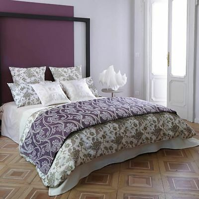 Copripiumino Frette.New Frette Have Fun Ivory King Duvet Cover 3 Euro Shams Lilac