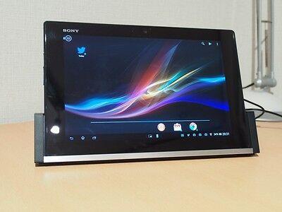 SONY: Xperia Tablet Z dedicated cradle desktop holder Japan F/S [SO16]