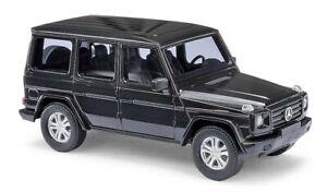 Busch-51450-Mercedes-Benz-G-08-Black-H0