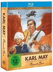 Blu-ray-Box-Karl-May-Orient-Box-Der-Schut-usw-NEU-amp-OVP