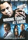 Wrong Turn at Tahoe With Cuba Jr. Gooding DVD Region 1 097368119741