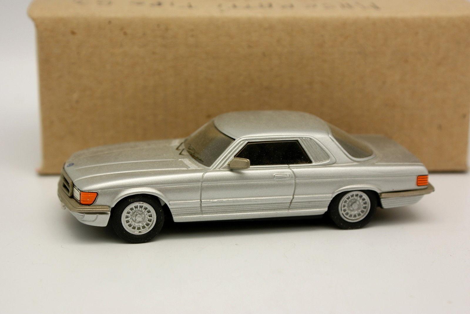 AMR Century 1 43 - Mercedes 450 SLC gris metal