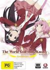 The World God Only Knows : Season 3 (DVD, 2015, 2-Disc Set)