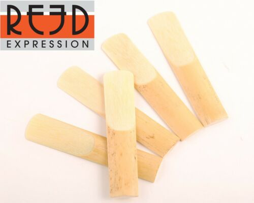 Reed Expression 10 Pieces Alto Eb Sax Saxophone Reeds Strength 1.5 /& 1 1//2 ^