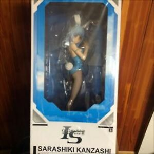KANZASHI-SARASHIKI-Bunny-Ver-1-4-PVC-Figure-FREEing-IS-Infinite-Stratos