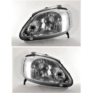 Halogen-Scheinwerfer-Set-fuer-VW-FOX-5Z1-Bj-04-05-12-06-H4-YTB