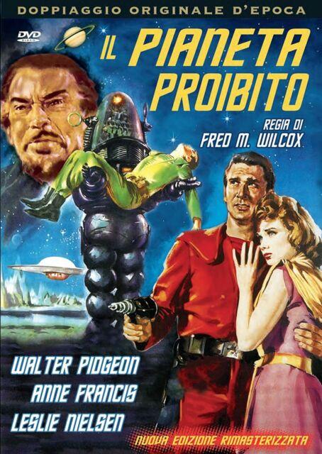 IL PIANETA PROIBITO DVD A&R  PRODUCTIONS *NUOVO*