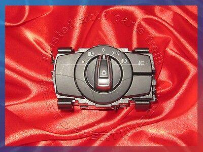 BMW E82 E88 E90 E91 E84 1 3 X1 series CONTROL ELEMENT LIGHT SWITCH LCM 9169398