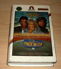 VHS - California - Made in USA - Christopher Penn - Videofilm - Videokassette
