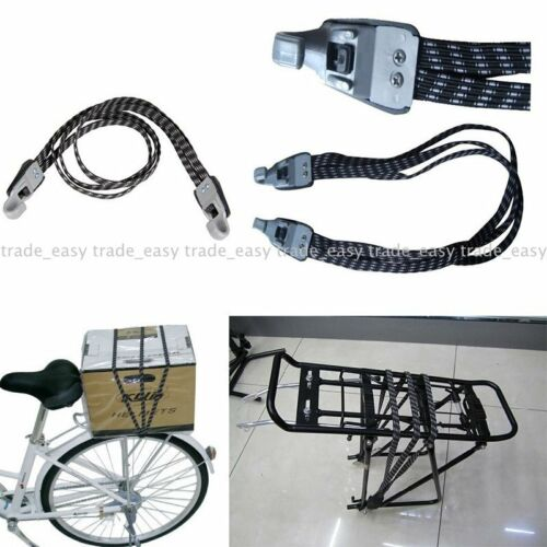 New Bike Cycling Rubber Band Luggage Elastic Rope Banding Rope with plastic hook