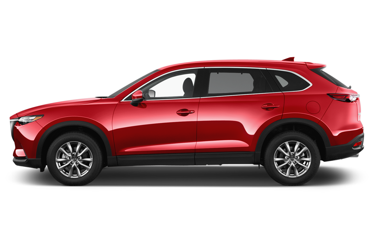 Mazda CX-9 side view