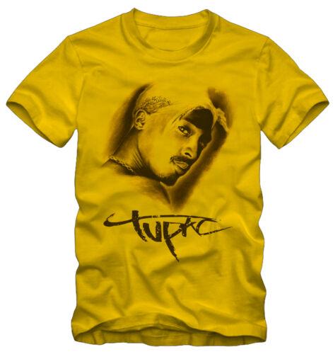 T-shirt //Maglietta 2pac Tupac 2 Pac kraz shop