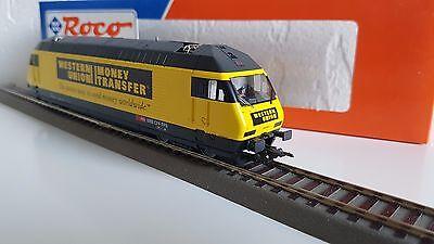 Roco Locomotive Electric Ref  63514 SBB 460 114-2