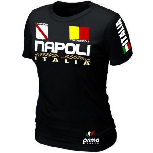 T-Shirt FEMME NAPOLI CAMPANIA ITALIA ITALIE Maillot