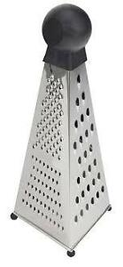 Paderno-3-side-cheese-grater-ginger-stainless-steel-paypal-XmasBonus