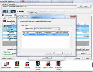 Details about Crack Password PLC Mitsubishi A CPU series via Teamviewer