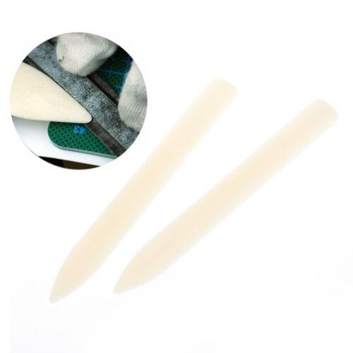 """6/"""" Bone Folder Circular Plegable de puntuación arrugar Papel Cuero Herramienta de artesanía DSUK"""