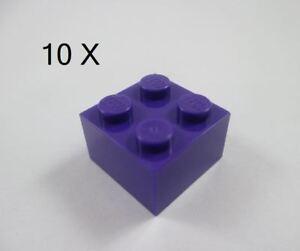 LEGO-Dark-Purple-Brick-2-x-2-Design-ID-3003