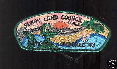 MINT 1993 JSP Jersey Shore Council