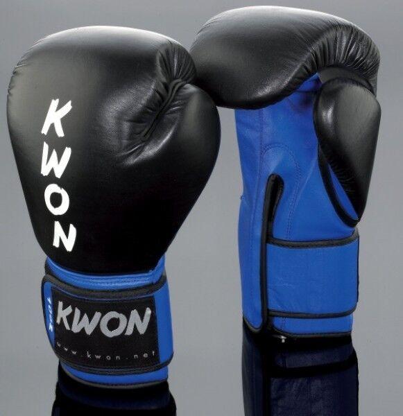 KWON KO LEDER KO KWON Champ Boxhandschuh Boxhandschuhe 10 12 16 12a2dc
