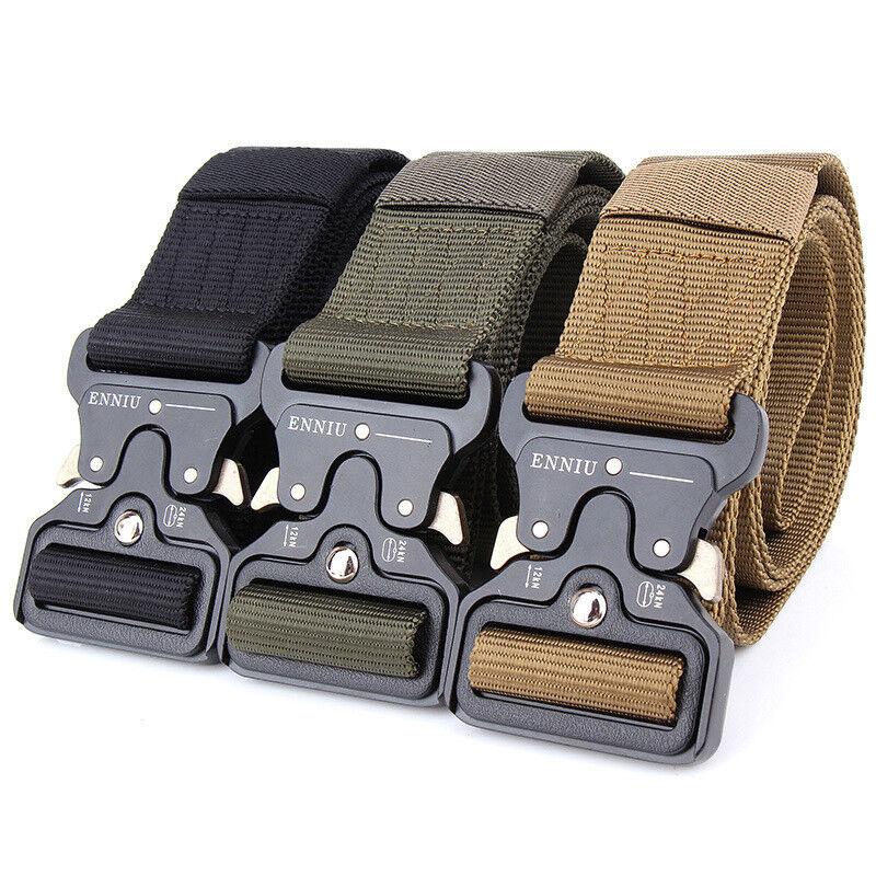 "49*1.77"" Tactical Buckle Belt Military Belt Belt"