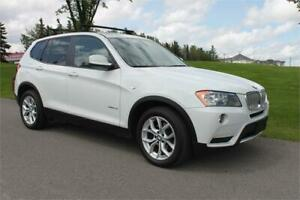 2012 BMW X3 Zero Accidents $150 Bi-Weekly Zero Down OAC