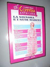 DVD LA SIGNORA E I SUOI MARITI N° 22 COMMEDIA AMERICANA MASTER MacLAINE NEWMAN