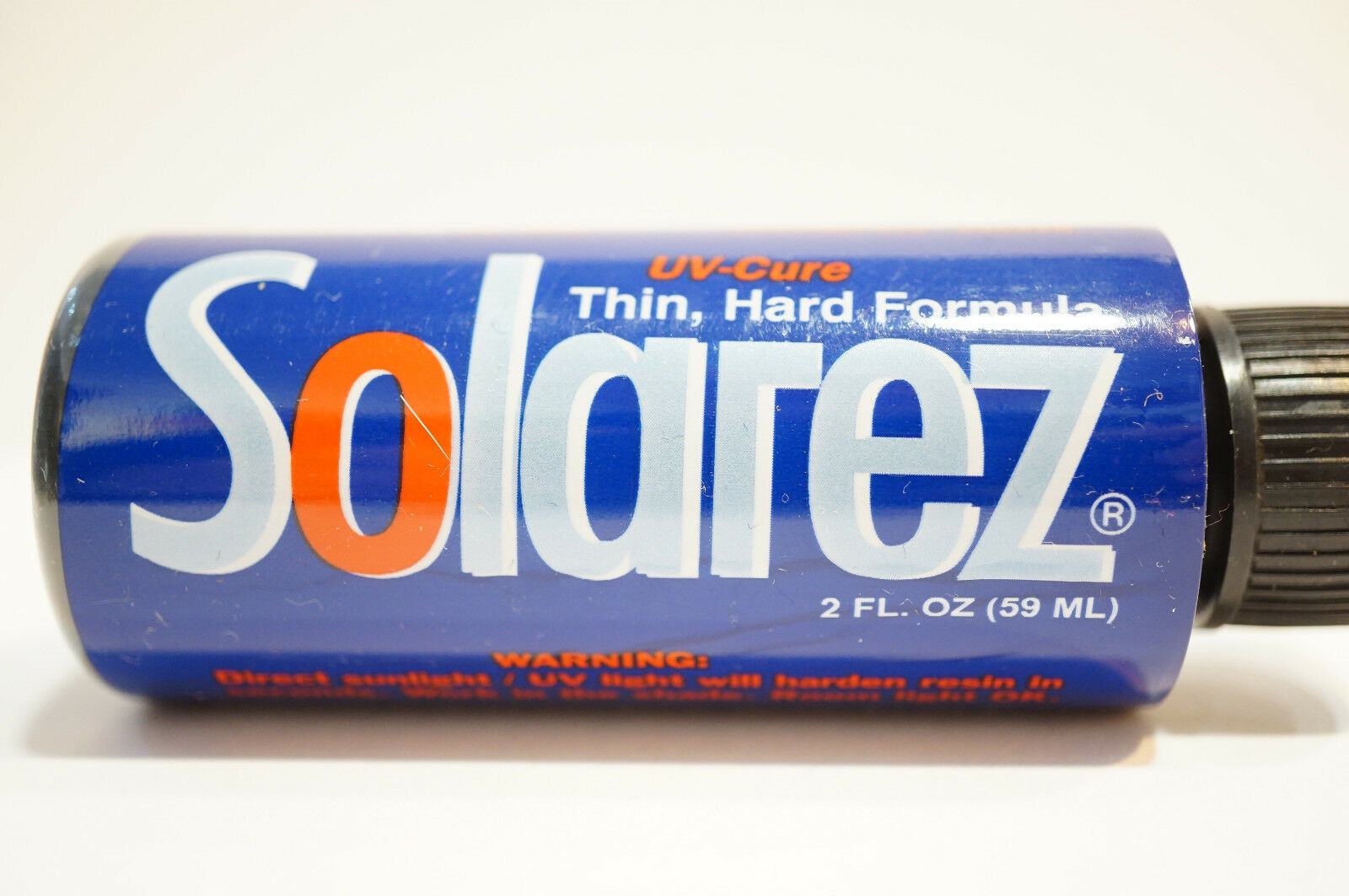 SOLAREZ UV Kleber THIN 2 Fl. OZ     59 Gramm UV Cure THIN 2oz Solarez THIN 59 Gr. 8c0cdf