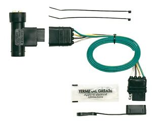 Hopkins Towing Solution 41105 Plug-In Simple Vehicle To Trailer Wiring  Harness | eBayeBay
