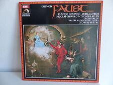 GOUNOD Faust PLACIDO DOMINGO MIRELLA FRENI Orch GEORGES PRETRE C069 43048
