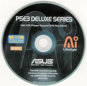 Asus P5E3 Premium/WiFi-AP@n Matrix Storage Manager Driver for Windows