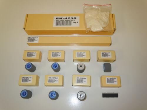 DELUXE HP LASERJET 4200 4300 PREVENTIVE MAINTENANCE ROLLER KIT+30 DAY WARRANTY