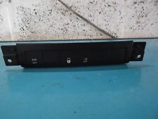 2007 PEUGEOT 207 1560 GT DASH PANEL AND INTERIOR SWITCHES ( 9654374077 )