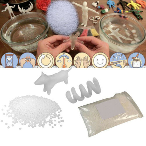 Plastic DIY High Temperature Shaped Melting Polymorph Crystal Soil Pellets G