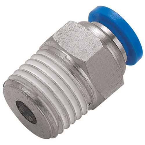 Joiner Pneumatic Push-Fit or Push-In Fittings. Reducer Coupling
