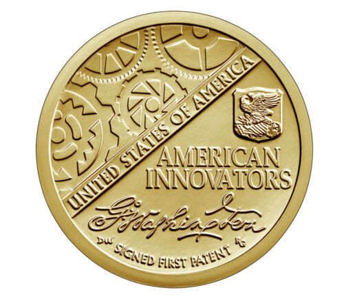 2018-P/&D American Innovation $1 Introductory Coins
