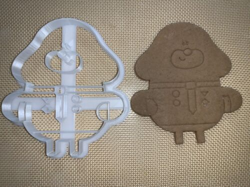 Scout Dog Cookie Cutter Pastry Fondant Cutter.