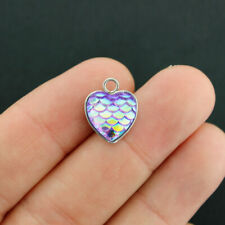 Mermaid Stainless Steel Charms Quantity Options BFS3328
