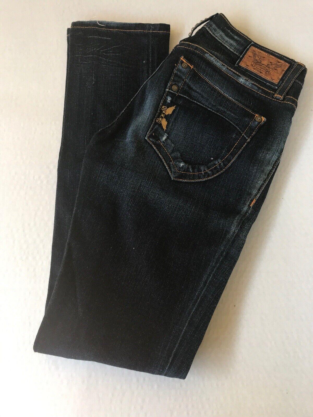 Robin Jeans Womens Skinny Dark Wash 27 NWOT Style SBT8360