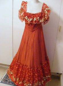 Vintage-theatrical-Edwardian-Victorian-ballgown-bustle-dress-3-available-8-10-14