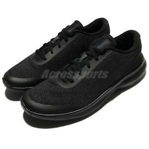 cd199fa4708 Nike Flex Experience RN 7 VII Run Black Anthracite Men Running Shoes ...