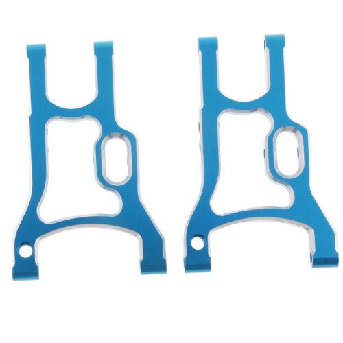 2x RC Car Front Unterlenkerarme 02008 102019 für HSP 94123 Ersatzteile