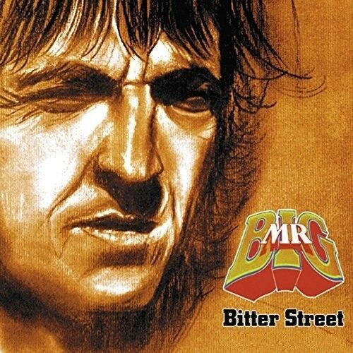 Mr. Big (UK) - Bitter Street [New CD] UK - Import