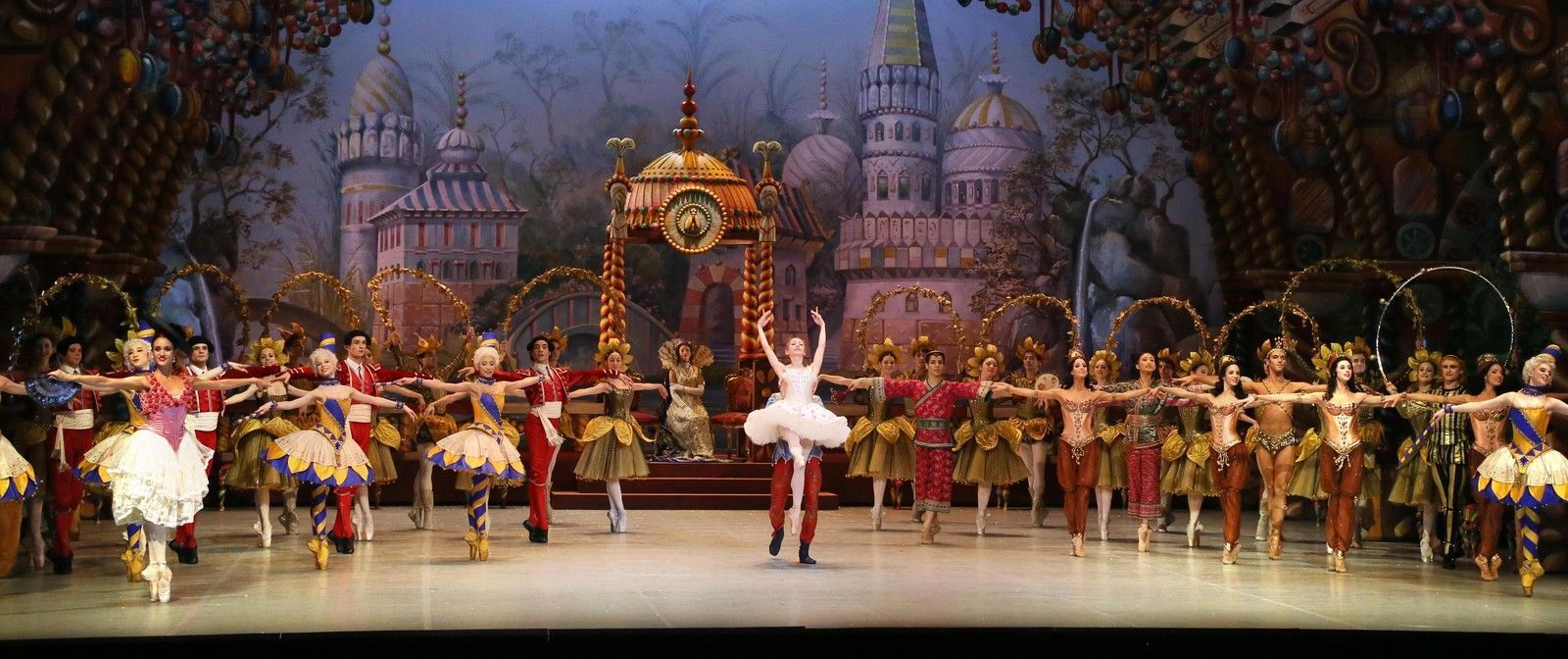 Moscow Ballets Great Russian Nutcracker Santa Rosa