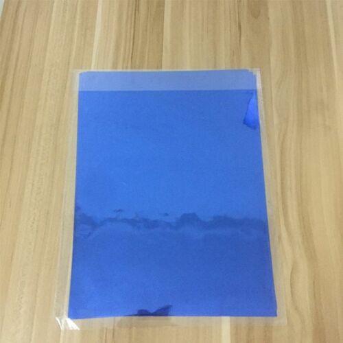 Transfer Foil Paper Laser Printer Gold Laminator Sheets Heat Laminating Papers