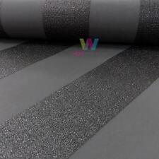 Arthouse Glitterati Stripe Wallpaper Modern Embossed Glitter Textured 892500