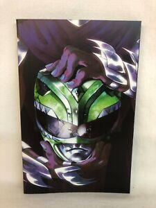 Boom-Studios-Power-Rangers-TMNT-1-1-10-Var-2nd-Print-Shredder-amp-Green-Helmet