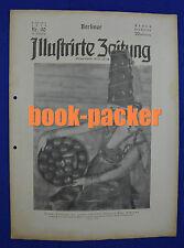 BERLINER ILLUSTRIRTE ZEITUNG 1924 Nr. 40: Die große Zeppelin-Fahrt